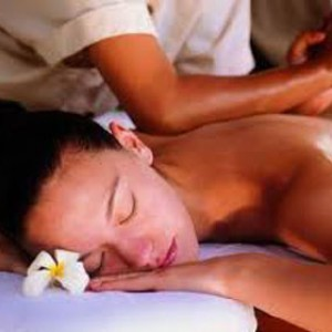 thai aromatic massage